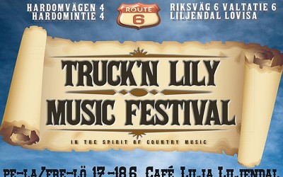 Truck'n Lily Music Festival 17.-18.6.